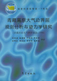 青藏高原大气边界层观测分析与动力学研究